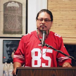 The People's Poet Tony Robles–SF Art commission award winning Author of cool don't live here no more and fingerprints of a hunger strike